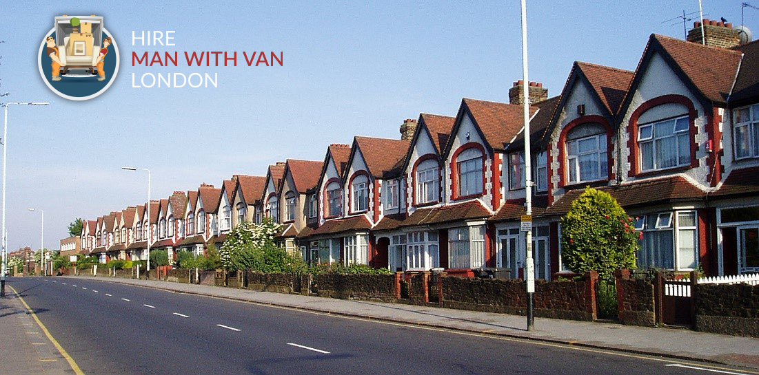 Moving House in London – as Often as You Wish