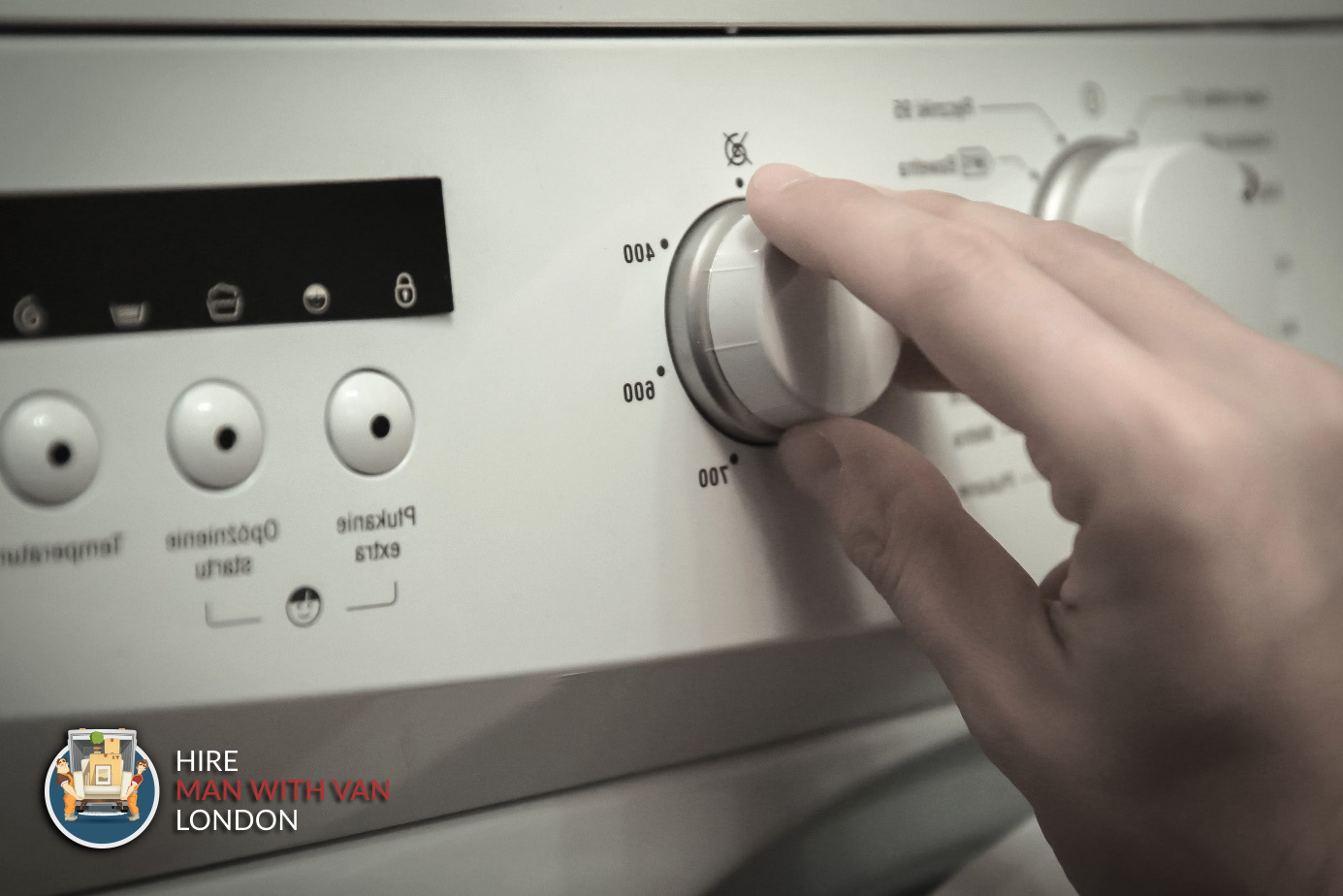Move a Washing Machine – Tips, Tricks & Little Hints